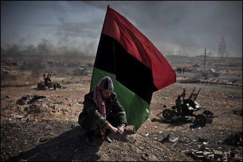 Libyan war